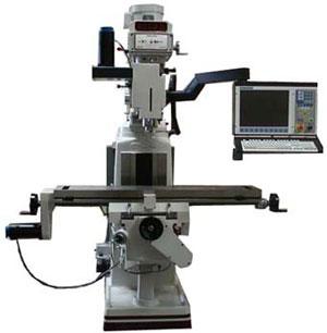 computer numerical milling machine